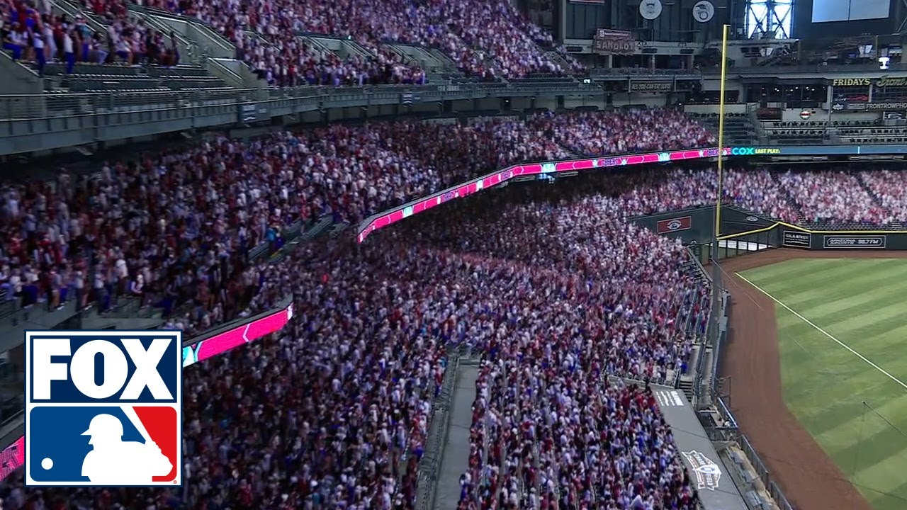 No fans? Not on FOX Sports | FOX MLB