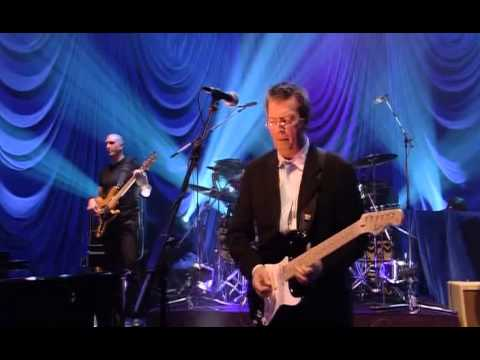 Bobby Whitlock & Eric Clapton - Bell Bottom Blues (Later with Jools Holland Apr '00)