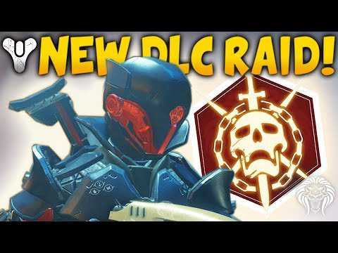 Destiny 2: NEW DLC RAID BLACK ARMORY! Loot Rewards, Bosses & Secrets (Scourge of the Past)