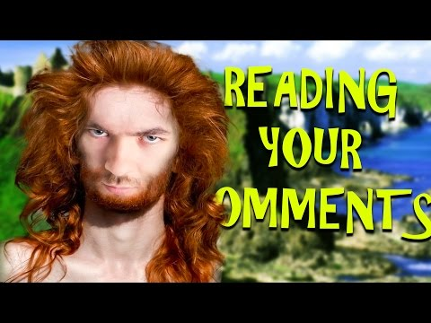 TALKING AS IRISH AS POSSIBLE | Reading Your Comments #83