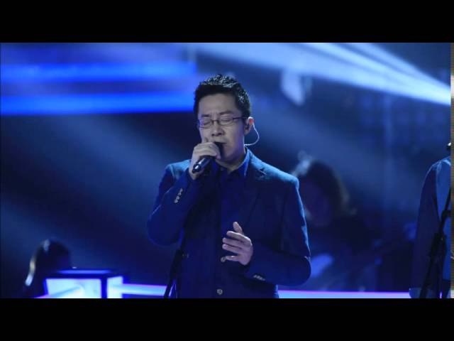 中國好聲音 第四季 - 第十期 2015-09-18 孫伯綸 - 像瘋了一樣 無雜音版