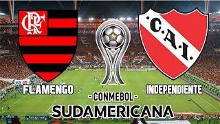 Flamengo 1 x 1 Independiente (13/12/2017) Final da Copa Sulamericana 2017 [PES 2018]