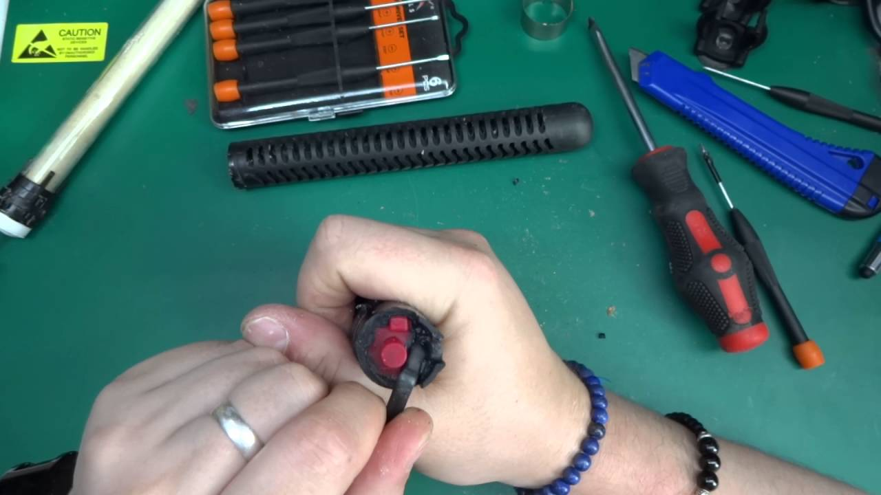Fish aquarium repair - Vtherm Aquarium Heater Teardown And Repair