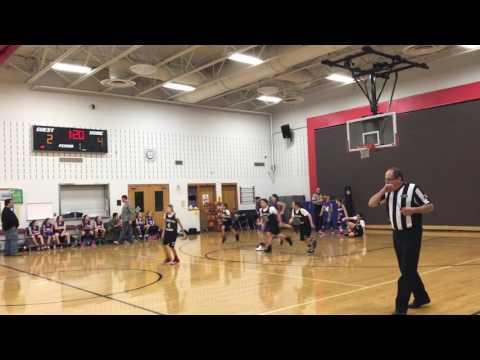 Cliffside Park Jr. Girls Travel Team vs Dumont (1st half)