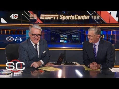 Keith Olbermann and Dan Patrick reunite and reflect on their time at ESPN | SportsCenter