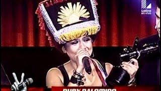 LA VOZ PERÚ 19-12-14: RUBY PALOMINO ES LA VOZ PERÚ 2014 Y CANTA ''CHOLO SOY'' HD
