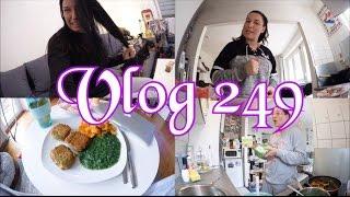 Haare schneiden l Kochen l Food Haul l Vlog 249