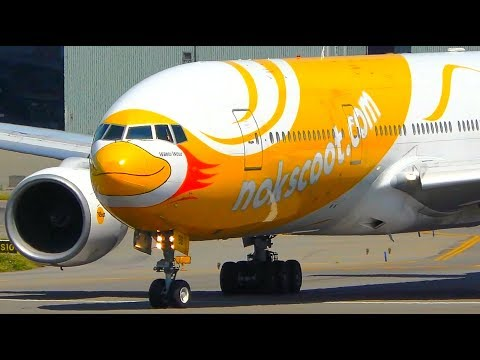 THRILLING CLOSE UP VIEW | TPE Morning Departures | Taipei Airport Plane Spotting