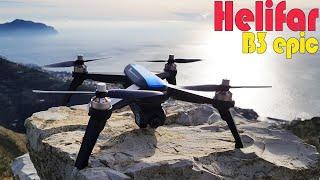 💥 RECENSIONE: 🛸 Helifar B3 epic - un drone per video spettacolari !!!