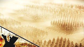Epic Massive Battle 47000 Macedons vs 150000 Persians ALEXANDER THE GREAT The Battle of Gaugamela