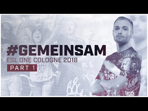 ESL One Cologne #GEMEINSAM | Groupstage vs. Liquid & Fnatic (1/4)