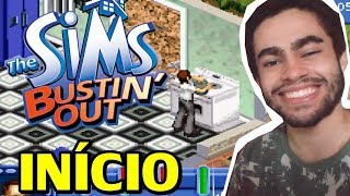 The Sims Bustin' Out (GBA) - O Início