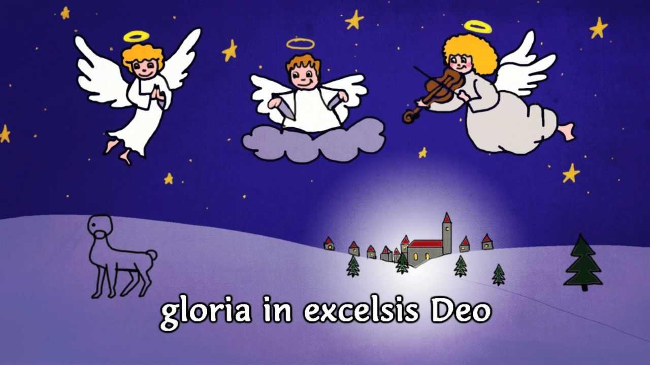 Les anges dans nos campagnes mister toony youtube for Dans banga paroles