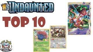 Pokémon TCG History: Undaunted (HeartGold SoulSilver)