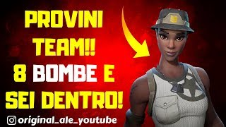 FORTNITE LIVE ITA - SHOP 13 JANUARY SEASON 7 - PROVINI TEAM !!!!