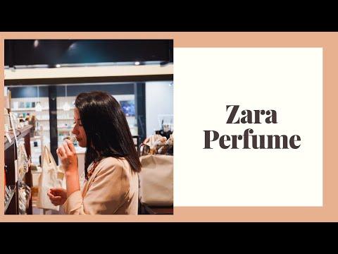 Бюджетная парфюмерия Zara