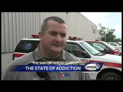 Overview of heroin crisis in New Hampshire