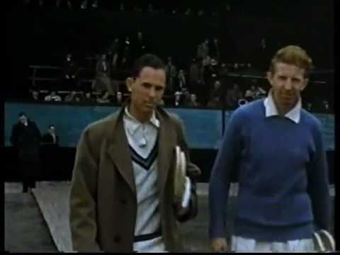 Professional Tennis at Odsal Stadium