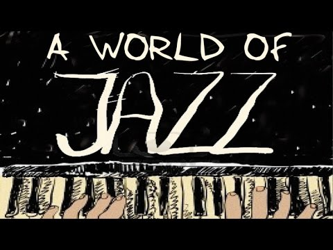 A World of Jazz - Jazz Piano World, 36 Great Tracks by The G
