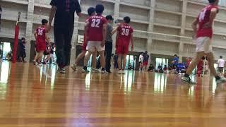 2018/6/3 さくら体育館 A vs 阪大A ①24-26 https://youtu.be/B55RTFJFSa...