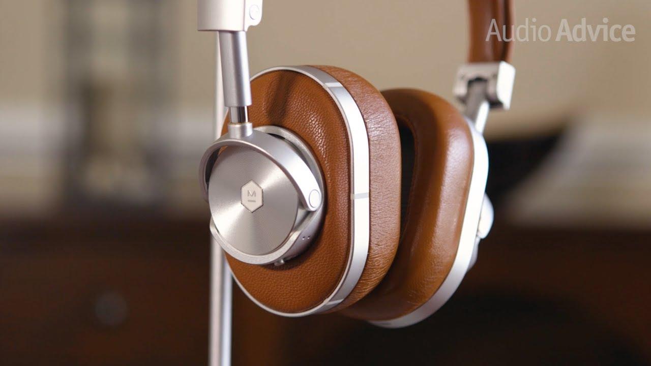 5221cc067c1 Master Dynamic MW60 Wireless Headphone Review - YouTube
