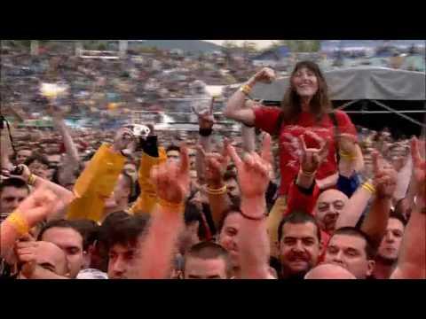 Megadeth  Symphony Of Destruction Live