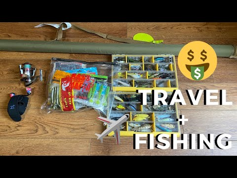 How To Fly With Fishing Gear