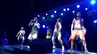Marlon Alves - Hipnotizame (live in Uruguay nov. 2017) - Zumba