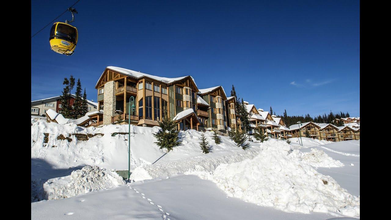 204 295 raven ridge - big white ski resort - real estate - video