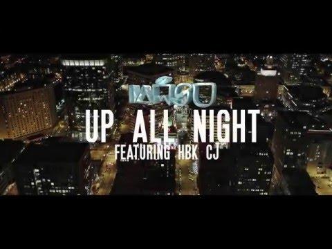 IAMSU! - Up All Night feat. HBK CJ (Official Music Video)
