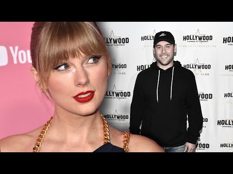Taylor Swift Blasts Scooter Braun After Receiving Billboard's Woman Of The Decade Award