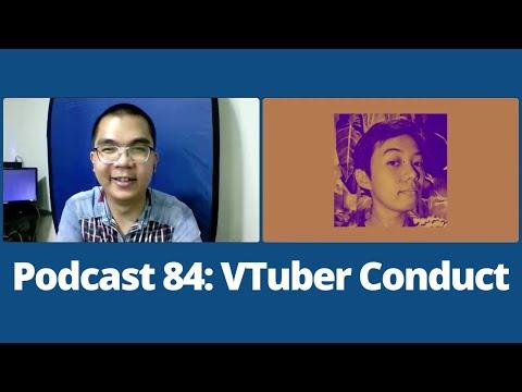 Virtual YouTuber Conduct: Podcast #84 [Jay Agonoy / keepsakes.]