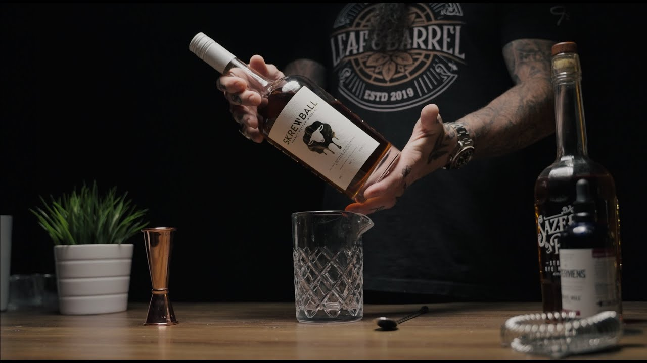 I'm Not Sure How I Feel About This | Skrewball Peanut Butter Whiskey review