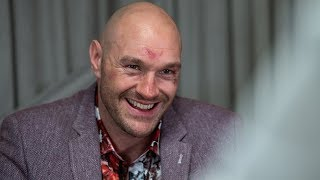 Tyson Fury full one-on-one interview | The morning after the night before