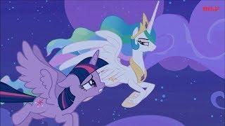 My Little Pony | Искорка извинилась перед Селестией | «Дружба — это чудо» |