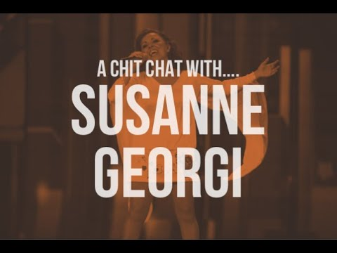 A Chit Chat with Susanne Georgi   Andorra Eurovision 2009