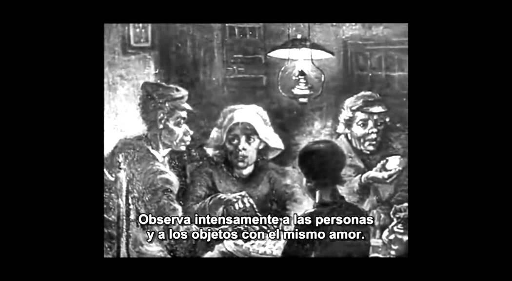 VAN GOGH COMEDORES DE PATATAS - YouTube