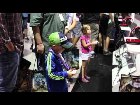 SEGA at Penny Arcade Expo 2013