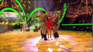 Шоу Танцы со звездами 2015. Смуглянка. Финал.