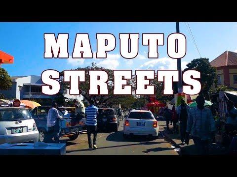 Maputo Streets - Mozambique