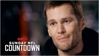 The evolution of Tom Brady [Full interview on Super Bowl LIII, happiness, career] | NFL Countdown