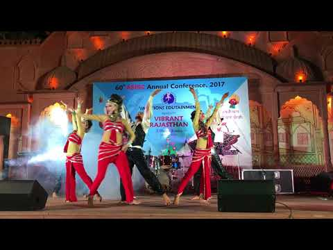 Dance , drama , contemporary dancing for a school app by attractions dance company delhi -jaipur