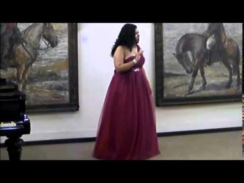 Camilla Allegra - Ritornerai Fra Poco (Hasse)
