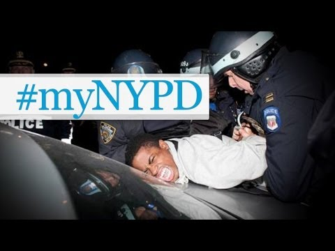 NYPD FAILS at Twitter