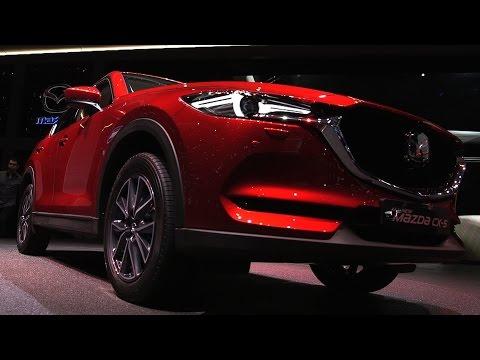Mazda @ 87th Geneva International Motor Show 2017