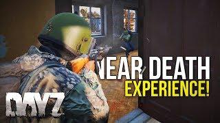 Near Death Experience... #DayZ 0.63 Experimental