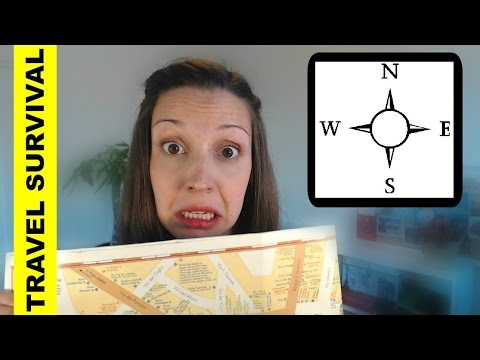 Travel English: Understanding Directions [5 Advanced Expressions]