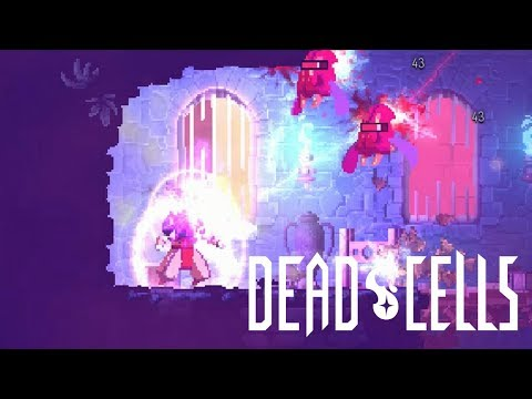 Dead Cells - Corrupted Power showcase run (3 boss cells active)