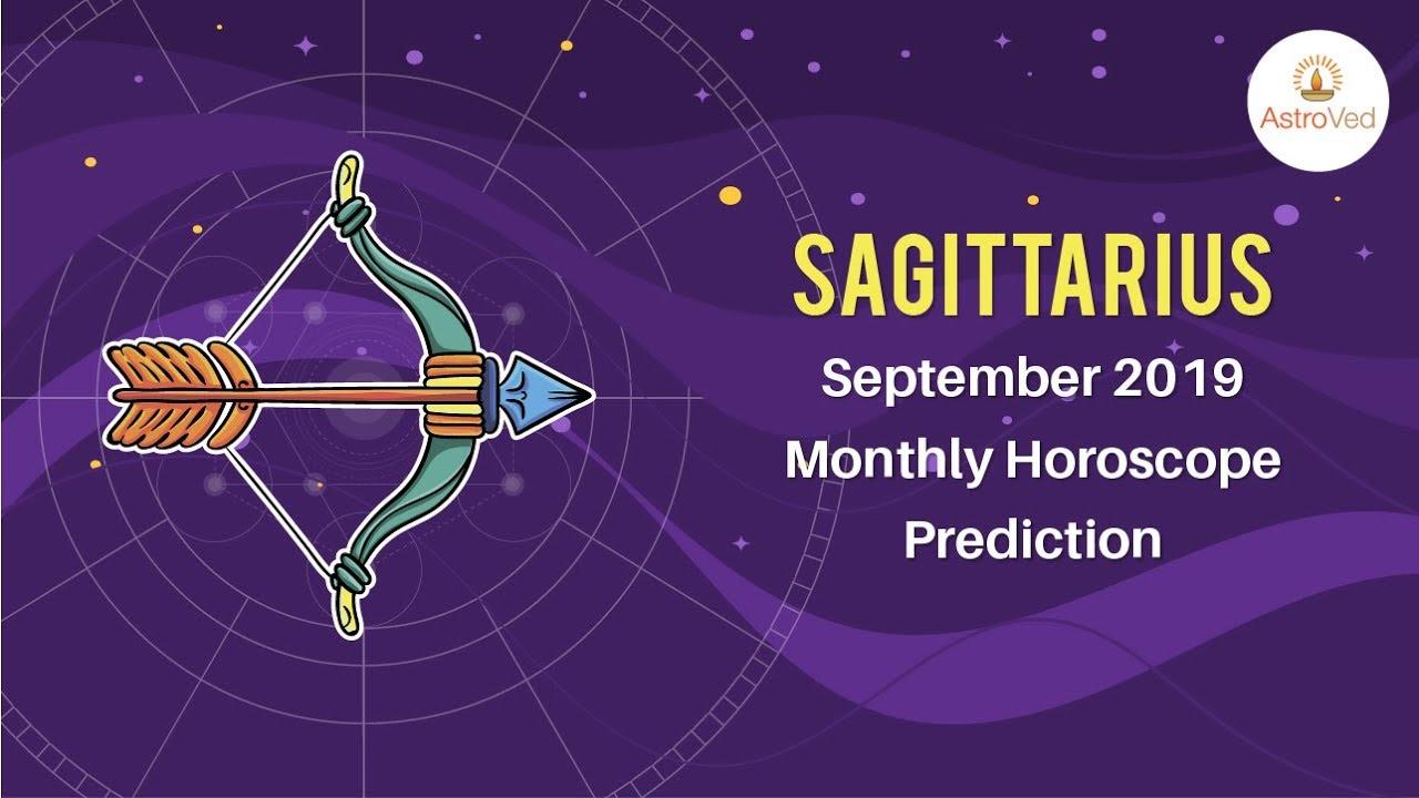 moon sign sagittarius monthly horoscope