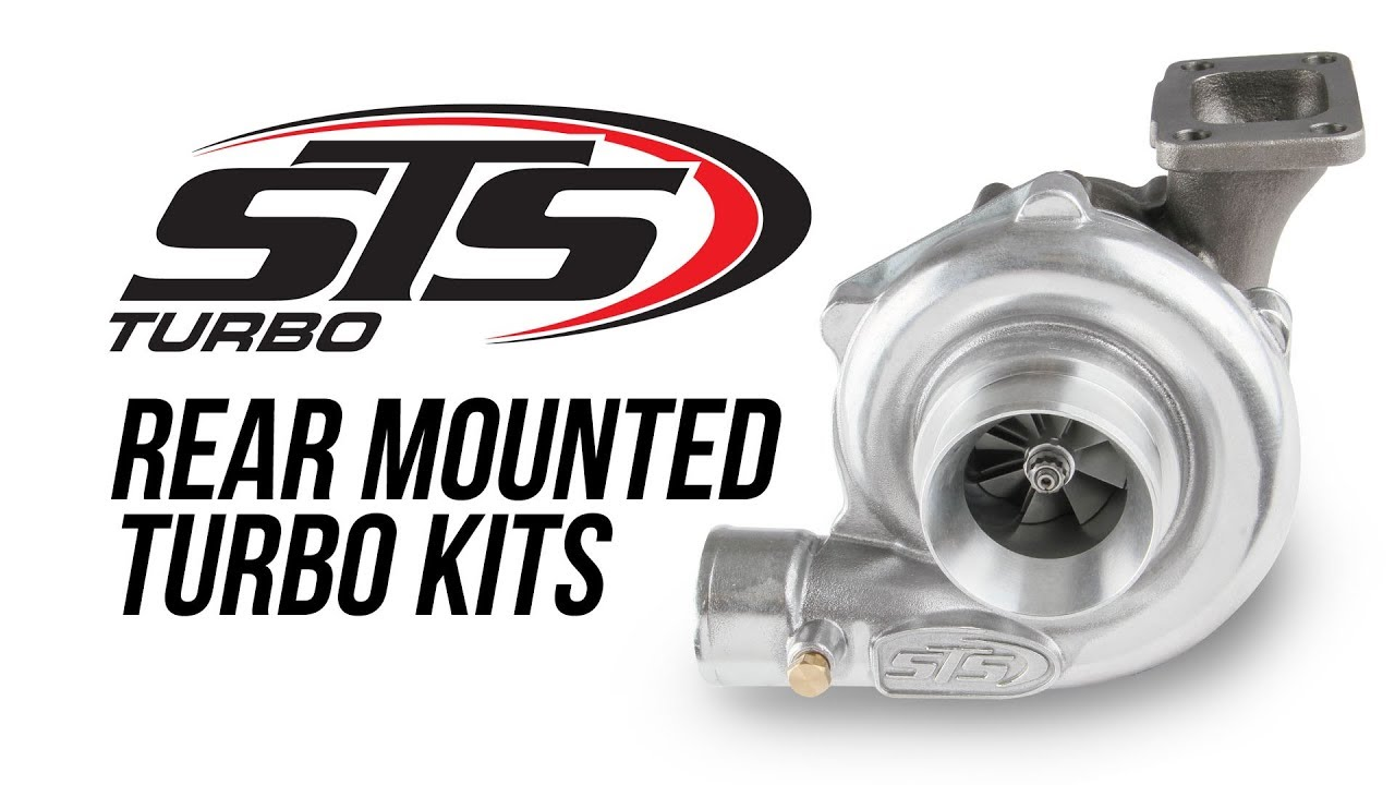 STS Turbo Rear Mounted Turbo Kits